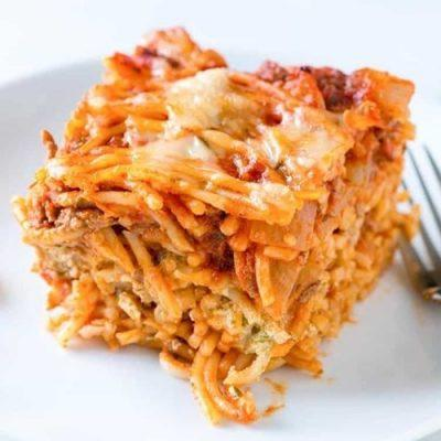 how to make baked pasta