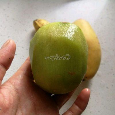 peel kiwi