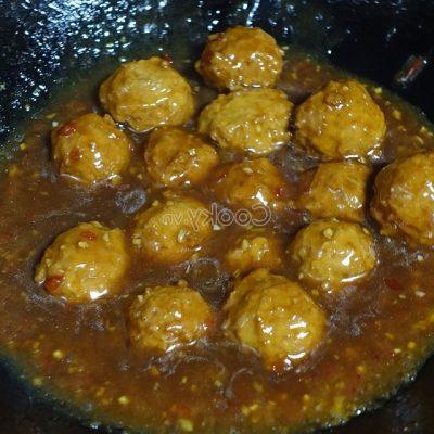 add meat balls