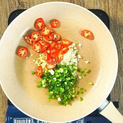 stir-fry chili
