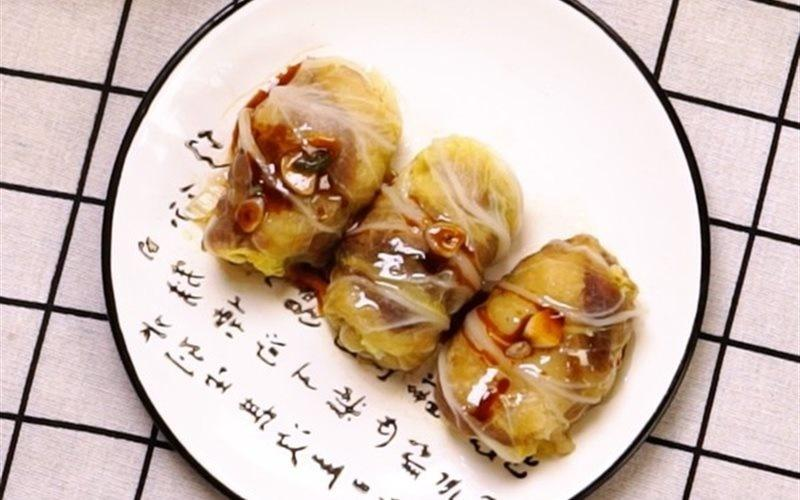 Beef Rolls With Cabbage Recipe