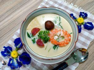how to make japanese steamed eggs