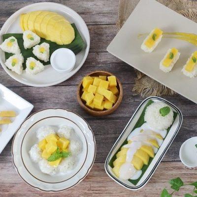 how to make thai sticky rice