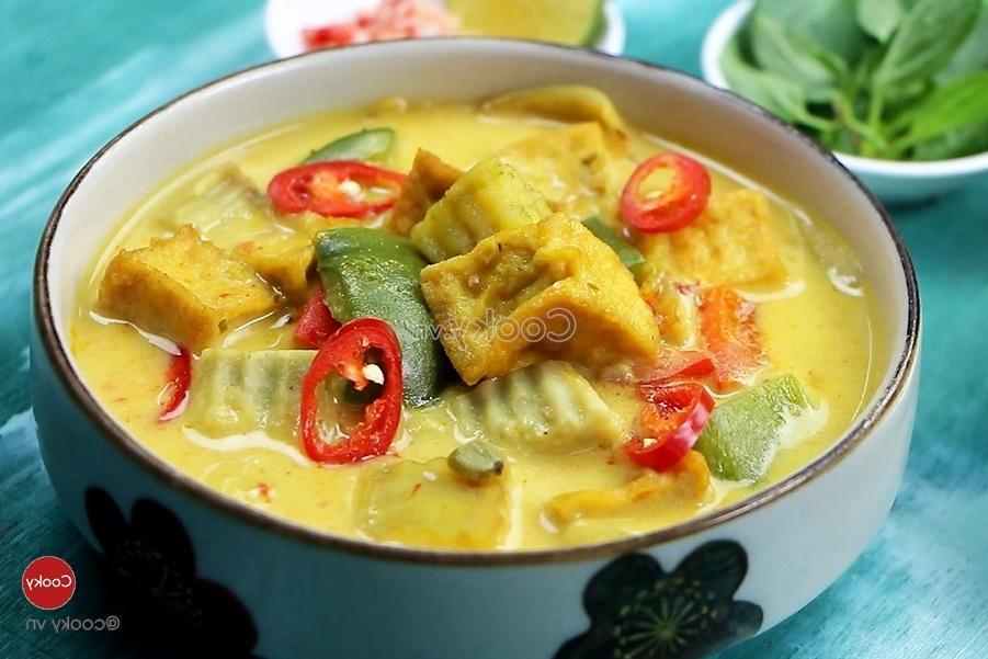 How To Make Vegan Curry Dish