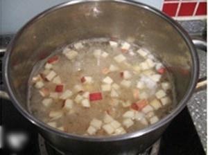 cook until the sauce boils