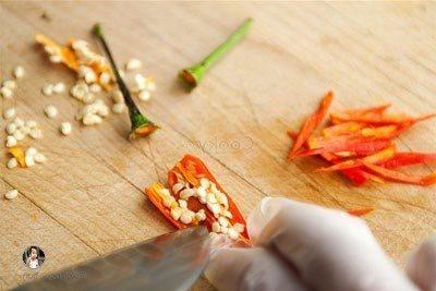 cut chili