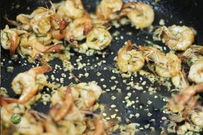 add shrimps