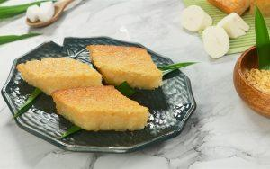 how to make fragrant and yummy cassava cake