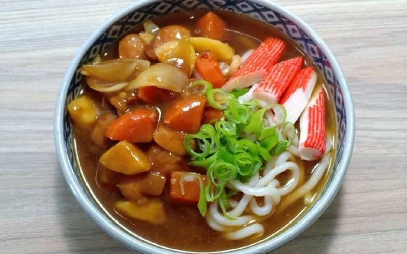 How To Make Curry Udon Noodles