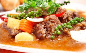 how to make stewed beef (lagu)