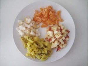 prepare fruits