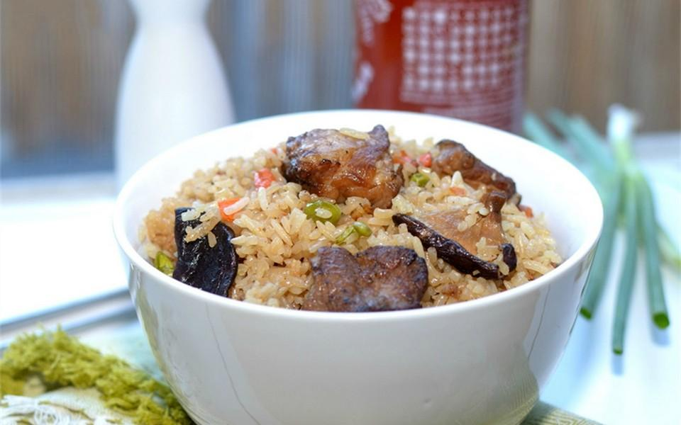 How To Make Pork Rib Rice