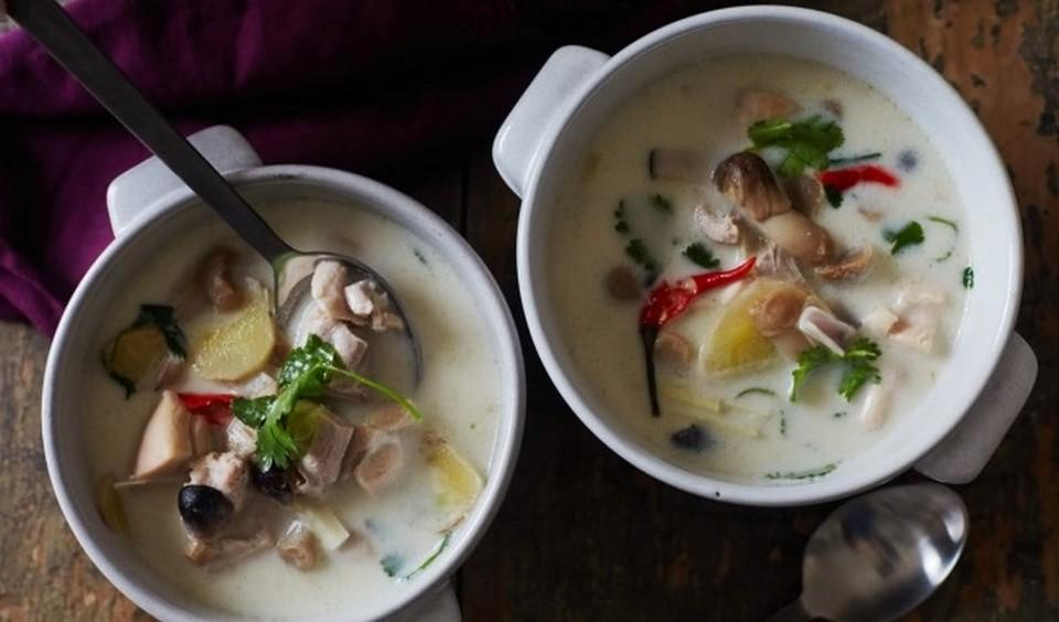 How To Make Tom Kha Gai With Easy Recipe