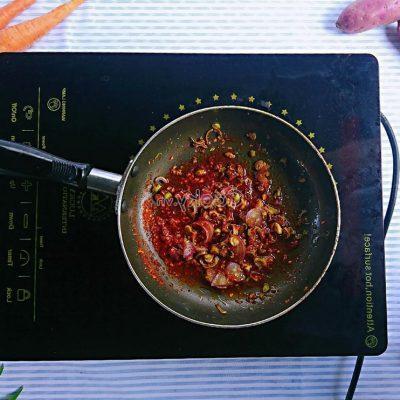 stir-fry them well