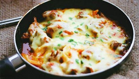 How To Make Chicken Stir-fry With Cheese