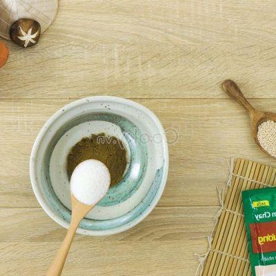 mix flour