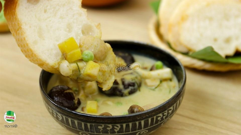 How To Make Green Curry Steamed With Coconut