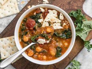 potatoes chickpeas stew