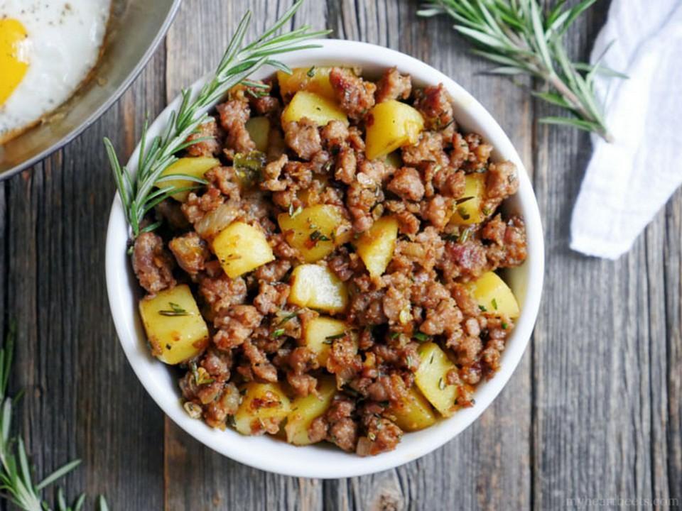 Quick Meal With Easy Sausage Hash Recipe